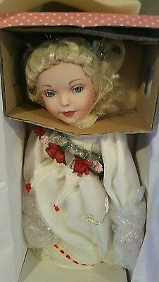 Paradise Galleries Treasury Collection Angel of Love Doll NIB Excellent
