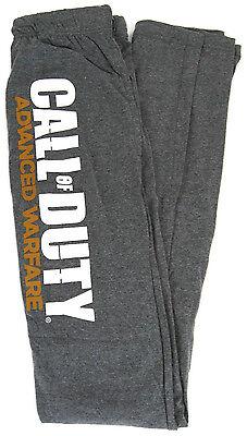 NWT Video Game Call of Duty Men's Advanced Warfare Lounge Pant Pajamas XL 40/42