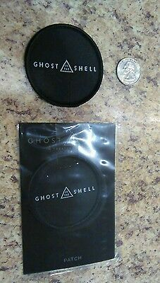 Patch , Ghost in the shell , promo movie anime comic con