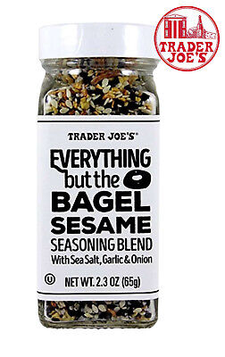 Trader Joes Everything But The Bagel Sesame Seasoning Blend Trader Joes Spices