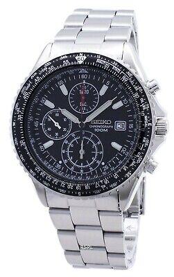 Seiko Flightmaster Pilot SND253P1 Watch