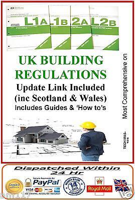 UK Building Regulations  Comprehensive Regs DIY Help Guides  plus Updates Link