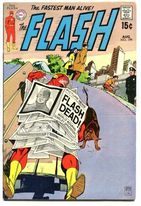 FLASH # 199