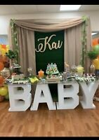 Marquee Letters, Flower Wall Backdrop, Wedding Decor