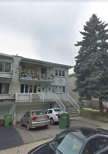 Upper duplex 5 1/2 for rent in lasalle