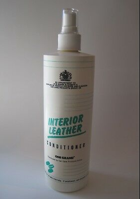 One Grand Interior Leather Conditioner 16 oz.