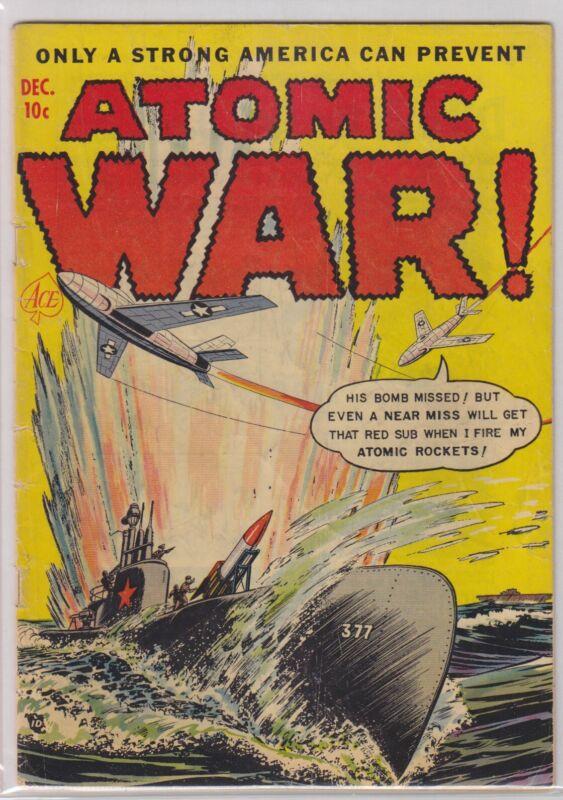 ATOMIC WAR # 2