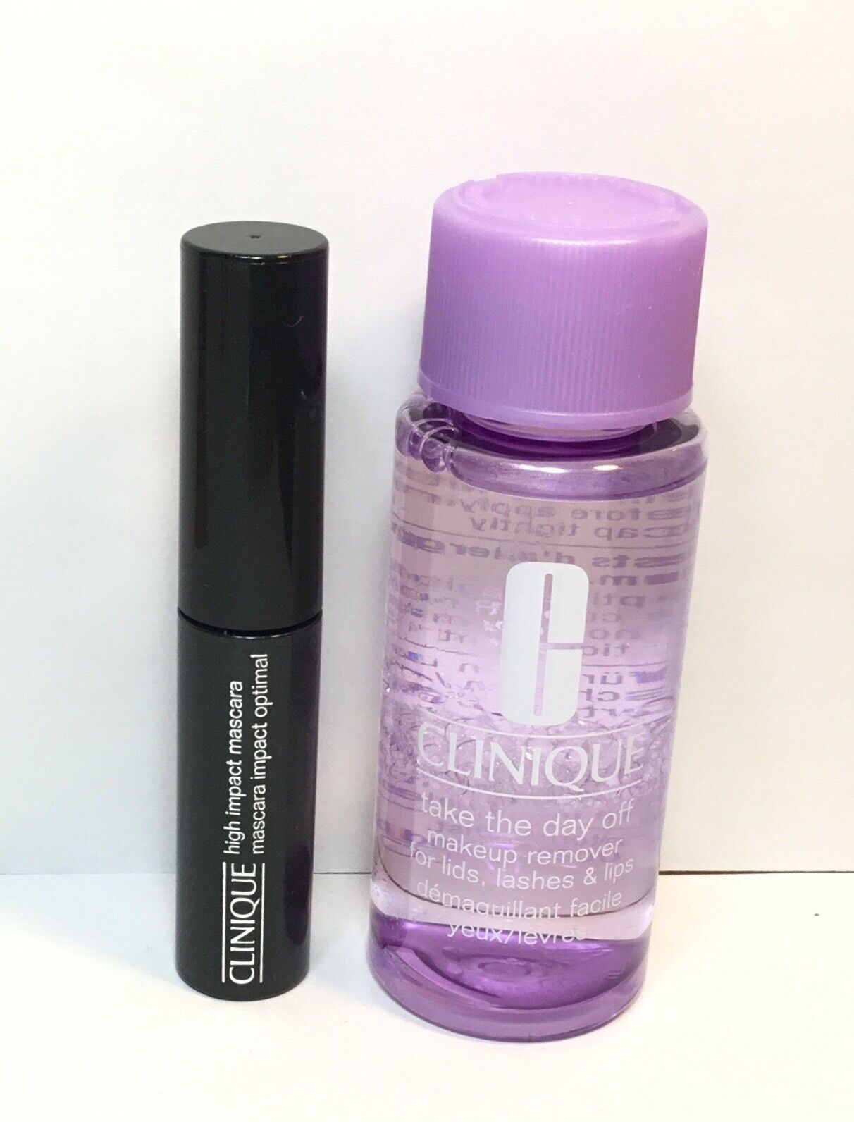 Clinique popular makeup travel size: take the day off makeup