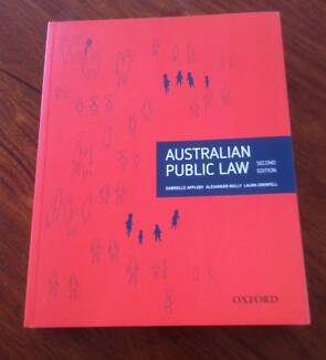 Australian Public Law 2nd Edition