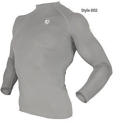 002 Grey Long Sleeve Shirt