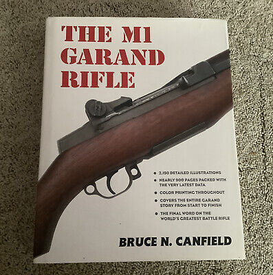 THE M1 GARAND RIFLE (Canfield)  - **OUT OF PRINT**
