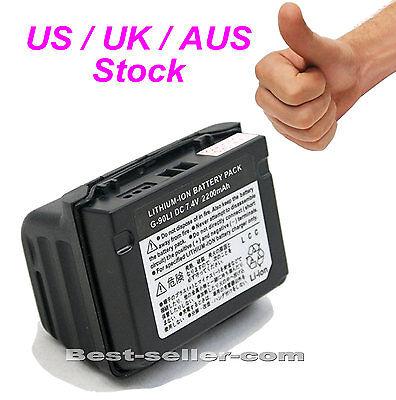 Us Stock G 90Li New Battery Fr Yaesu Vertex Horizon Vx 6R Vx 7R 2200Mah Fnb80li