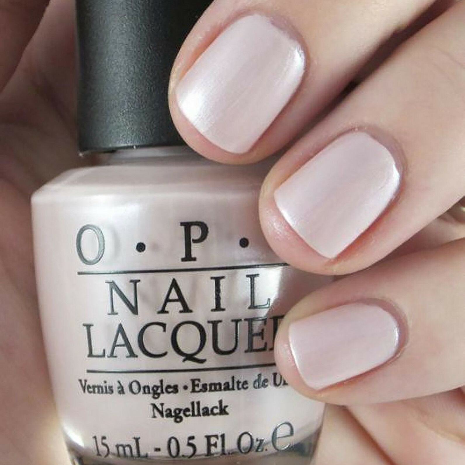Opi Nail Polish F78 Cement The Deal Light Concrete Gray 50 Shades