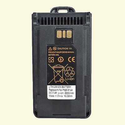 Fnb V134 Li Ion Battery For Vertex Standard Vx 260 Evx 261 Vx 264 Two Way Radio