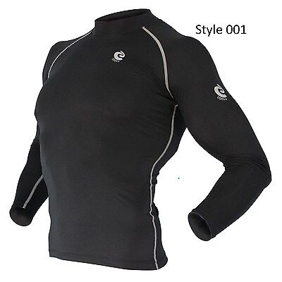 001 Black Long Sleeve Shirt