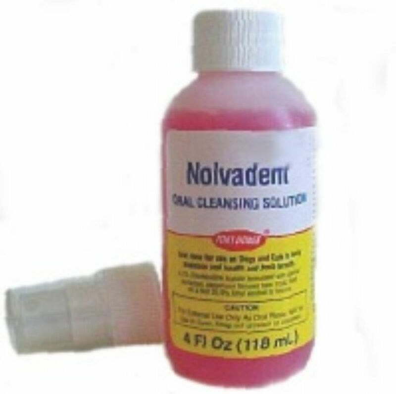 Nolvadent Oral Cleansing Solution, 4 oz Spray