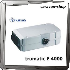 Trumatic E 4000 von truma Gasheizung für Wohnmobil, Reisemobil