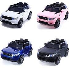 12V Mini HSE Range Rover Style Children's Single Seat Ride On Jeep - 6 Colours