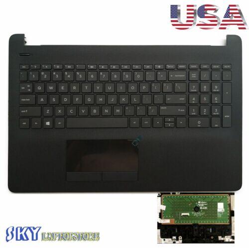 New Orig HP 15-BS 15-BW Black Palmrest & Keyboard & Touchpad Trackpad 925008-001