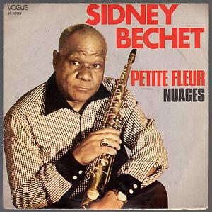 SIDNEY-BECHET-DISCO-45-GIRI-PETITE-FLEUR-B-W-NUAGES-VOGUE-IS-20199