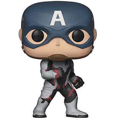 Funko Pop! Marvel: Avengers Endgame: Captain America