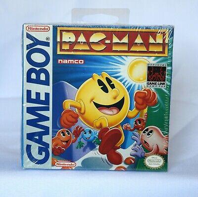 PAC-MAN GAME BOY - Factory Sealed Example - Nintendo Gameboy Namco NEW Unopened