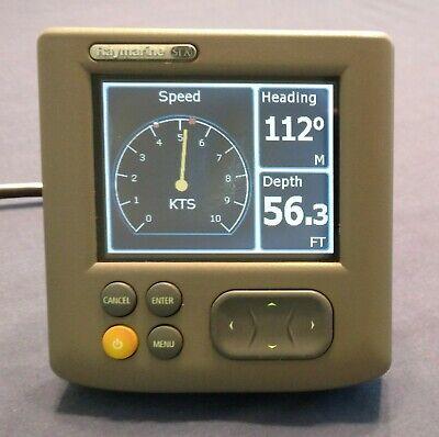 Raymarine ST70 Multifunction Instrument Display E22105