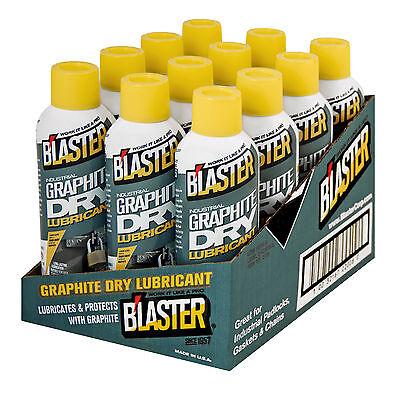 B'laster Graphite Dry Lubricant