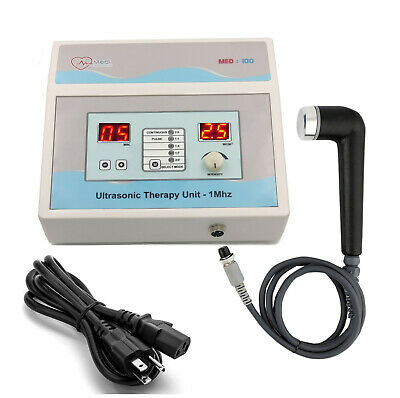 New Physio Original 1 Mhz Ultrasound Ultrasonic Therapy Machine For Pain Relief