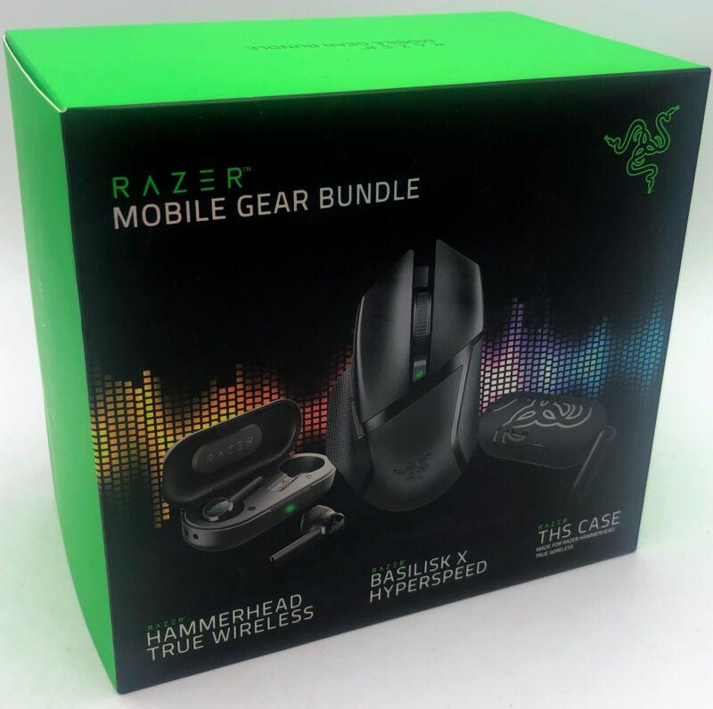 Razer Mobile Gear Bundle, 3 Piece Set - 810056140472