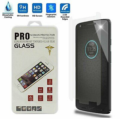 Premium Tempered Glass Film Screen Protector for Motorola Droid Turbo 2 Cell Phone Accessories
