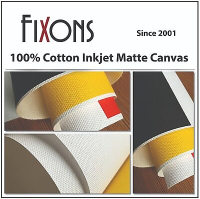 Professional Canvas Matte for HP Inkjet - 17