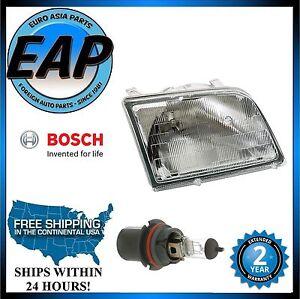 For Mercedes 500SL 600SL SL320 SL500 SL600 Bosch Right Headlight Lens W/ BULB