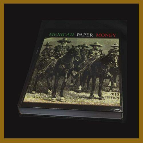 Mexico, Mexican Paper Money, 2010 Edition Banknotes Book Hardcover Cory Frampton