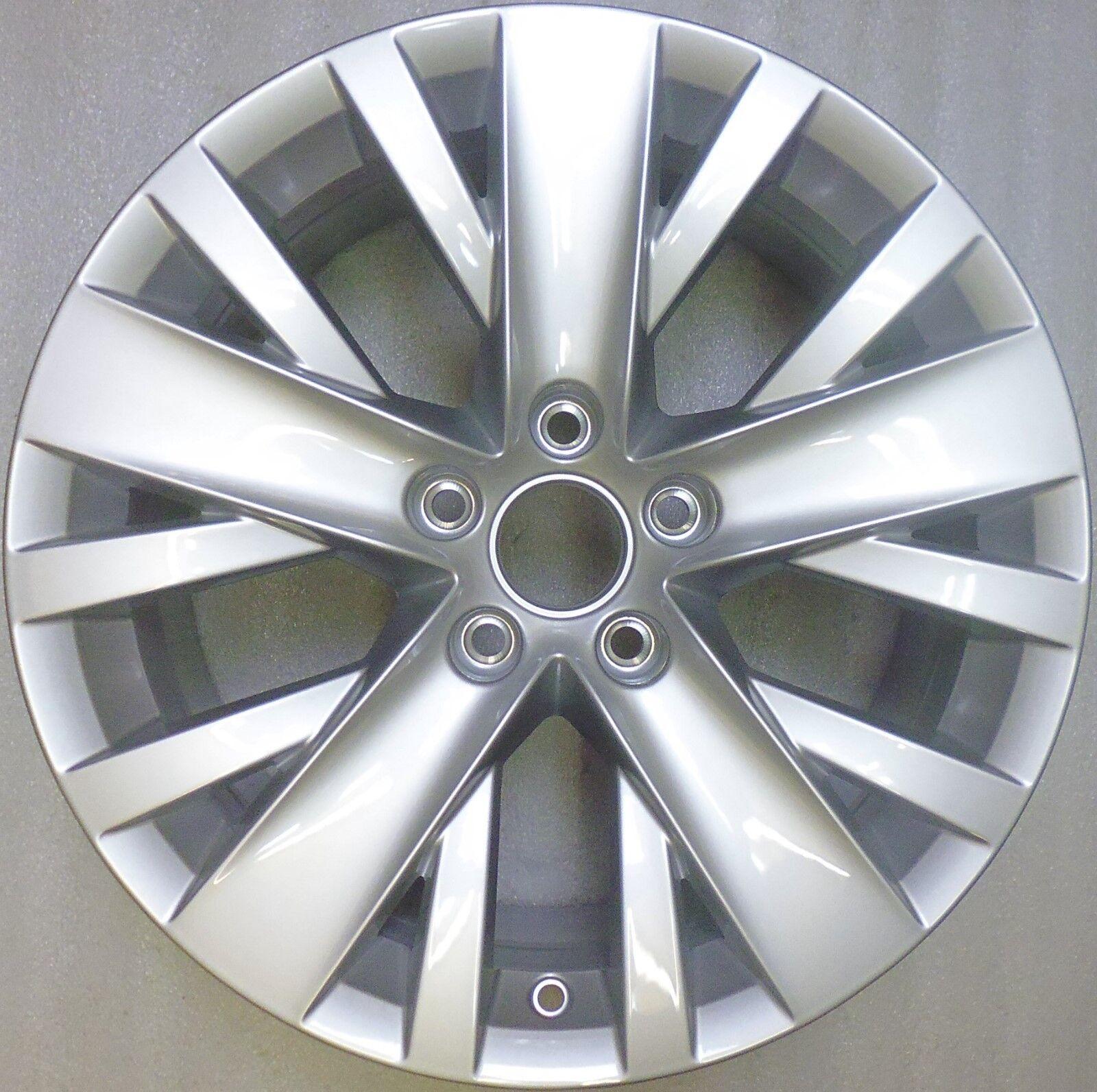 Alufelge 8x17 ET41 VW Scirocco 1K8601025J Spokane jante rim wheel ...