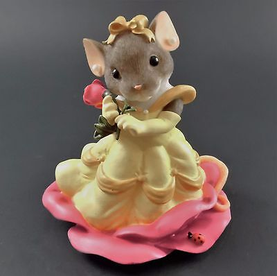 Charming Tails  Dare to Dream Disney Princess Collection RARE