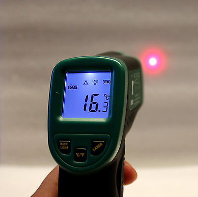 SALE!!!  -58~1022�F  Digital Infrared Thermometer IR Laser Temperature Gun
