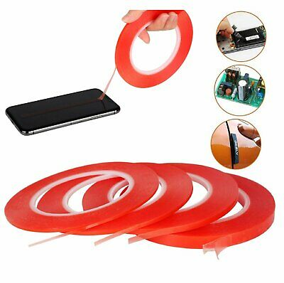 RED Double Sided Super Sticky Heavy Duty Adhesive Tape For Cell Phone Repair Adhesives & Tape