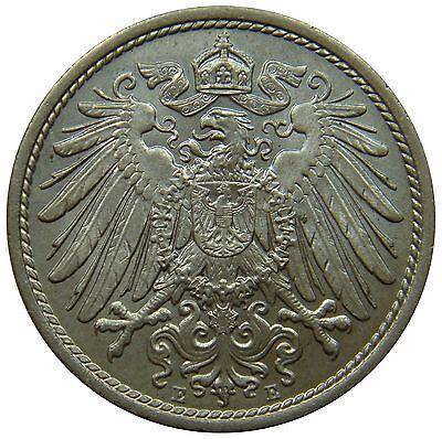 (B72) - Deutschland Germany - 10 Pfennig 1903 E - Reichsadler - UNC - KM# 12