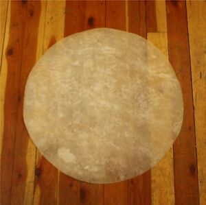 Glacier Wear Rawhide Leather Drum Head