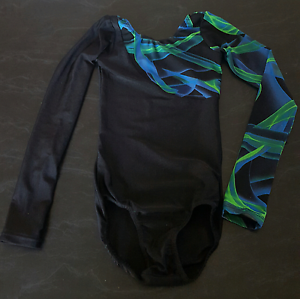 Gymnastics leotard size 10-12, as new Karrinyup Stirling Area Preview