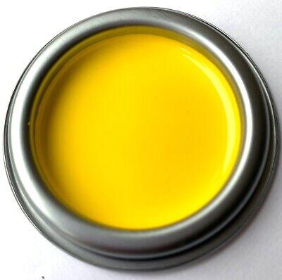 Yellow Car Brake Caliper Paint High Temperature Gloss 125ml
