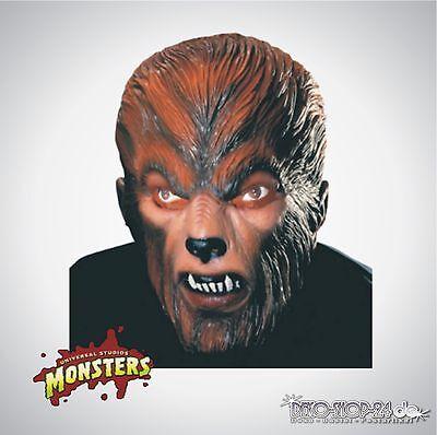 Werwolf Maske Halloween (☆ Karneval**Halloween**Horror**Werwolf Maske**Universal Monsters**Monster ☆ )