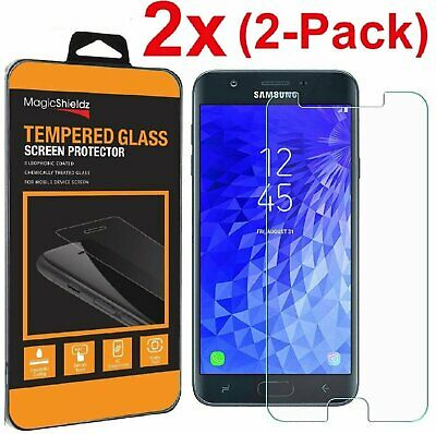 Tempered Glass Screen Protector For Samsung Galaxy J3 2018  J3 Achieve  J3 Star Cell Phone Accessories