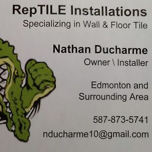 RepTILE Installations-Wall & Floor Tile Installation & Removal