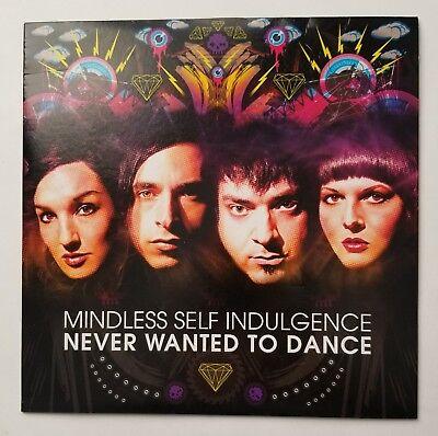 Mindless Self Indulgence - Never Wanted To Dance Single 7