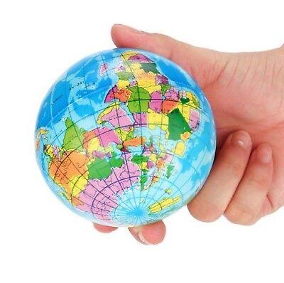 Globus Ball mit Weltkarte Spielen und Lernen Erdkugel Geographie
