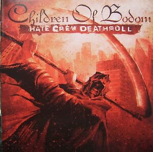 Children Of Bodom - Hate crew deathroll - <span itemprop='availableAtOrFrom'>Mikolów, Polska</span> - Children Of Bodom - Hate crew deathroll - Mikolów, Polska