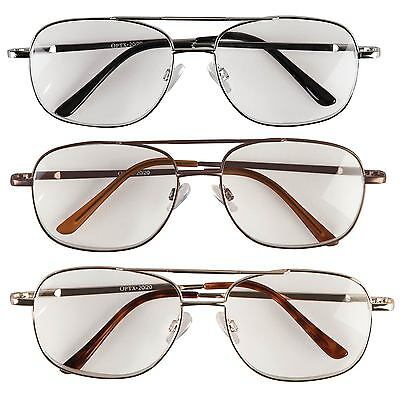 3 Pack Pilot Readers with Spring Hinge, 4.50X