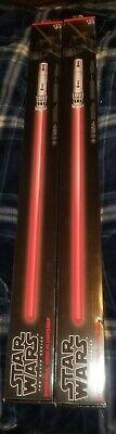 Star Wars The Black Series Darth Maul #10 Force FX Lightsaber Both *FULL SABER* (Darth Maul Light Saber)